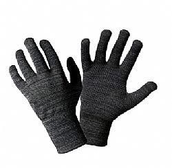 Glider Gloves Urban Style Touchscreen Gloves in Black - Medium