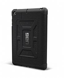 Urban Armor Gear Scout Folio Case for iPad Mini w Retina - Black