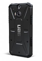 Urban Armor Gear Composite Case HTC One (M8) - SCOUT Black