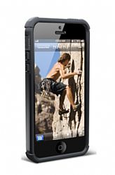Urban Armor Gear - Composite Case for iPhone 5S/5 in Black
