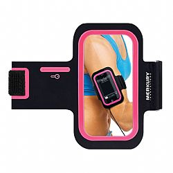 Merkury Motion series armband for Samsung Galaxy S3/4 - Black/Pink