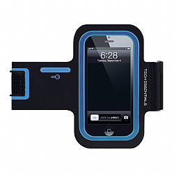 Merkury Tech Essentials Motion Armband for iPhone 4/4s 5/5S - Blue