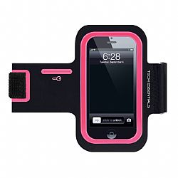 Merkury Tech Essentials Motion Armband for iPhone 4/4s 5/5S - Pink