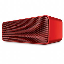 Merkury Beatz RockBox Bluetooth Speaker - Red