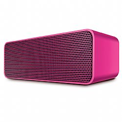 Merkury Beatz RockBox Bluetooth Speaker - Pink