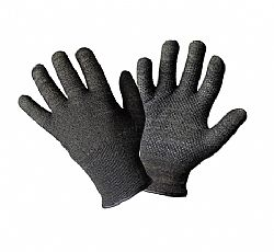 Glider Gloves Winter Style Touchscreen Gloves in Black - Large