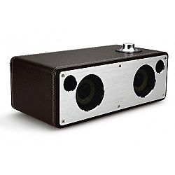 GGMM M-Freedom Plug n� Play Built in Wi-Fi Digital Speaker - Coffee