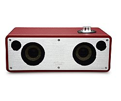 GGMM M-Freedom Plug n� Play Built in Wi-Fi Digital Speaker - Red