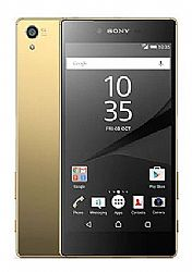 Sony Xperia Z5 Gold (3G 850MHz AT&T) Unlocked Import