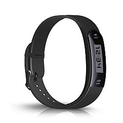 Jarv Active Track Step Tracker Fitness/Activity Band - Black
