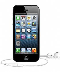 Apple iPhone 5 Black 16GB Unlocked Import