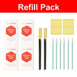 RevJams 14pc Cleaning Kit Refill pack for Apple AirPods, AirPods 2, AirPods Pro and other audio devices/earbuds/headphones