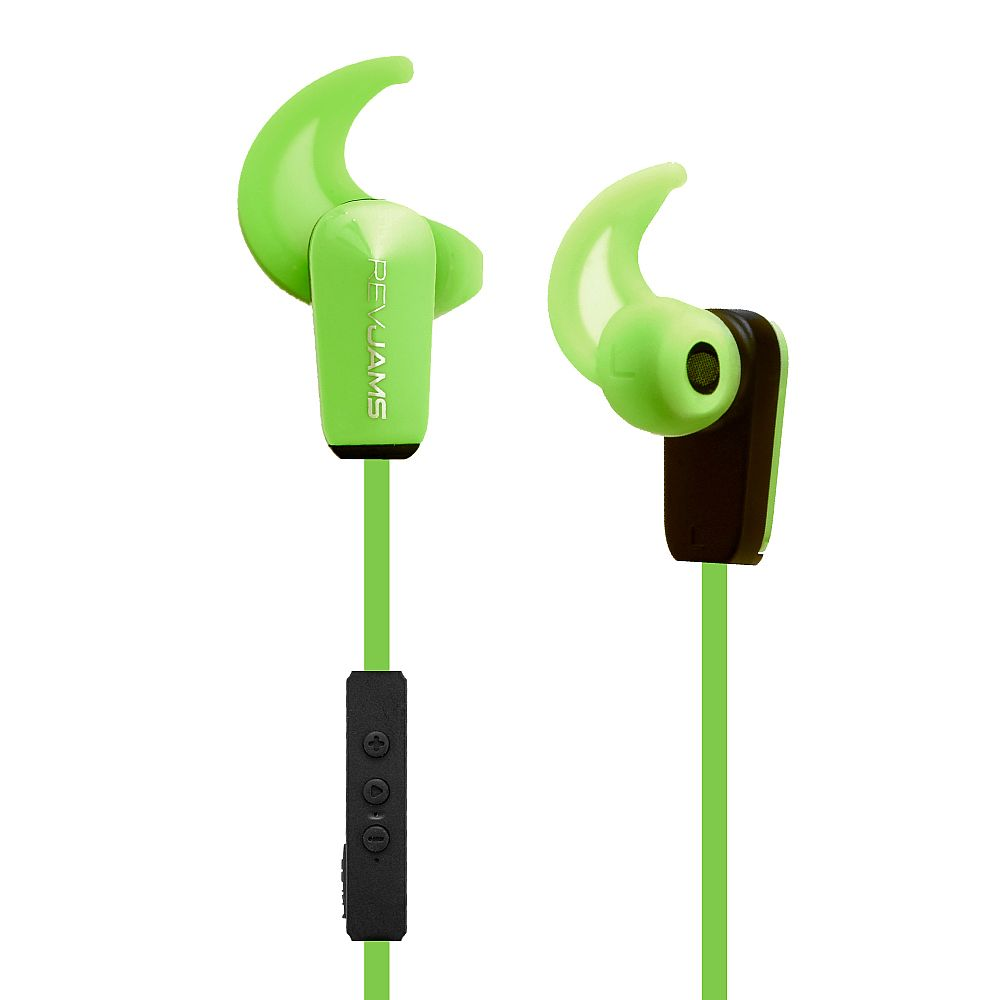 RevJams Active® Sport Wireless Bluetooth 4.0 Earbuds with