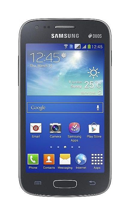 Samsung Galaxy Ace 3 S7270 Black Unlocked Import at